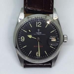 1950s Vintage Tudor Red Ranger Watch