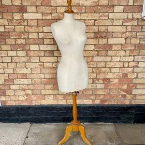20th Century French Stockmans Mannequin