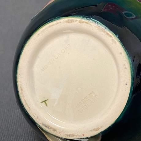 William Moorcroft Anemone Ginger Jar image-4