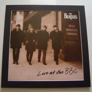 6 x Beatles Original Uk Rare Posters In Mounts Ready To Frame