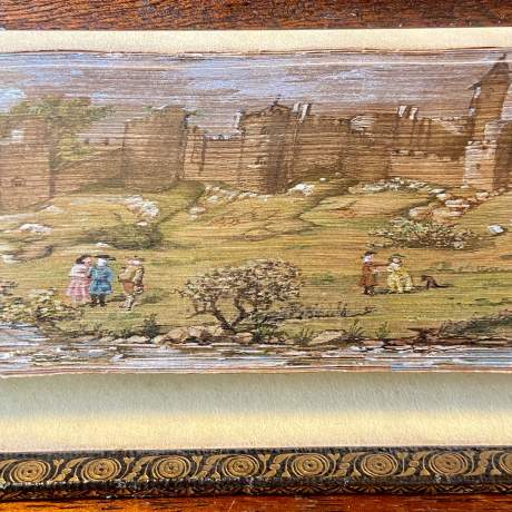 19th Century Fore Edge Painted Book Wordsworth, C. Poetical Work image-4