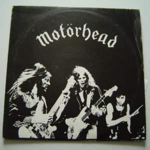 Motorhead - Motorhead 1977 12in Chiswick c/w Original Press Photo