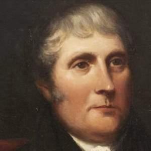 19th Century Male Portrait - Oil on Canvas