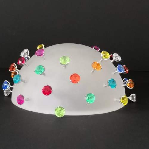 Swarovski Crystal Apollo Bowl designed by Borek Sipek image-2