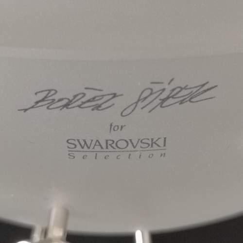 Swarovski Crystal Apollo Bowl designed by Borek Sipek image-3