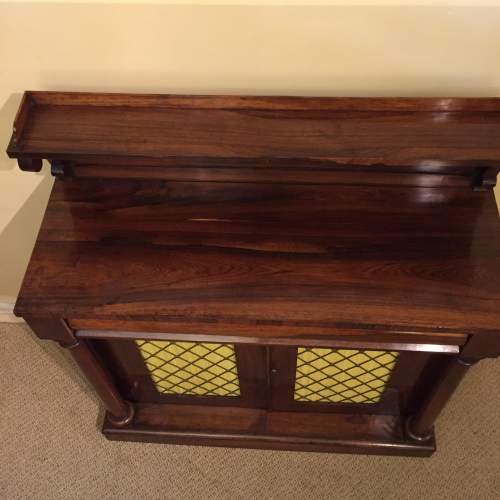 19th Century Rosewood Chiffonier image-4