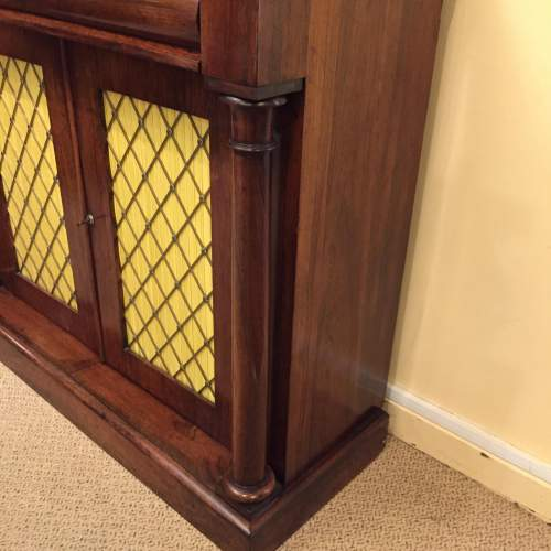 19th Century Rosewood Chiffonier image-5