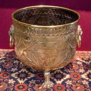 Antique Copper & Brass