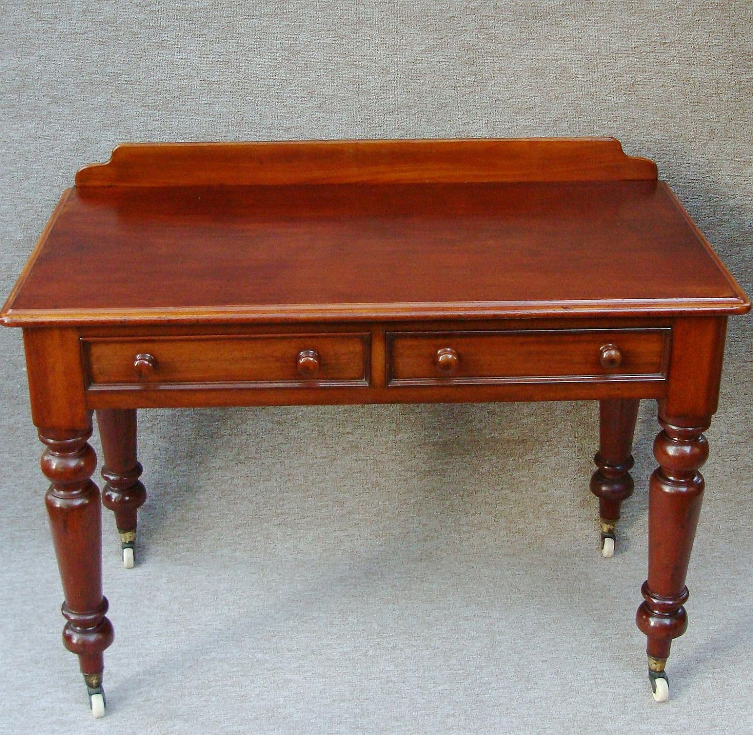 Victorian Gany Writing Table