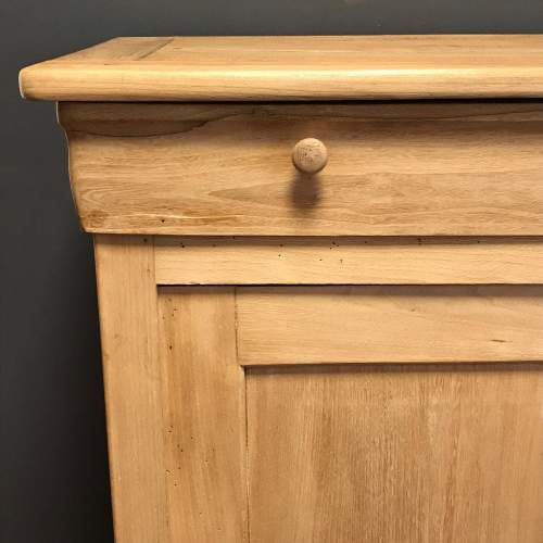 French Bleached Oak Sideboard image-2