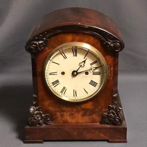 Twin Chain Fusee Bracket Clock