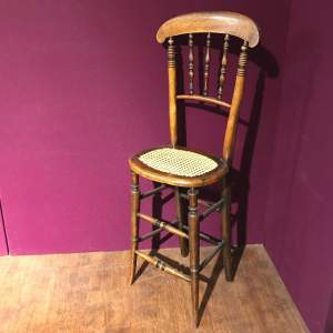 Victorian Correction Chair