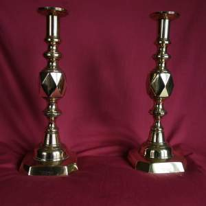 King of Dia Brass candlesticks A1.JPG