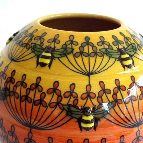 Dennis China Works Vase by Sally Tuffin image-2
