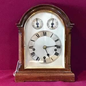 Fine Antique Repeater Mantel Clock