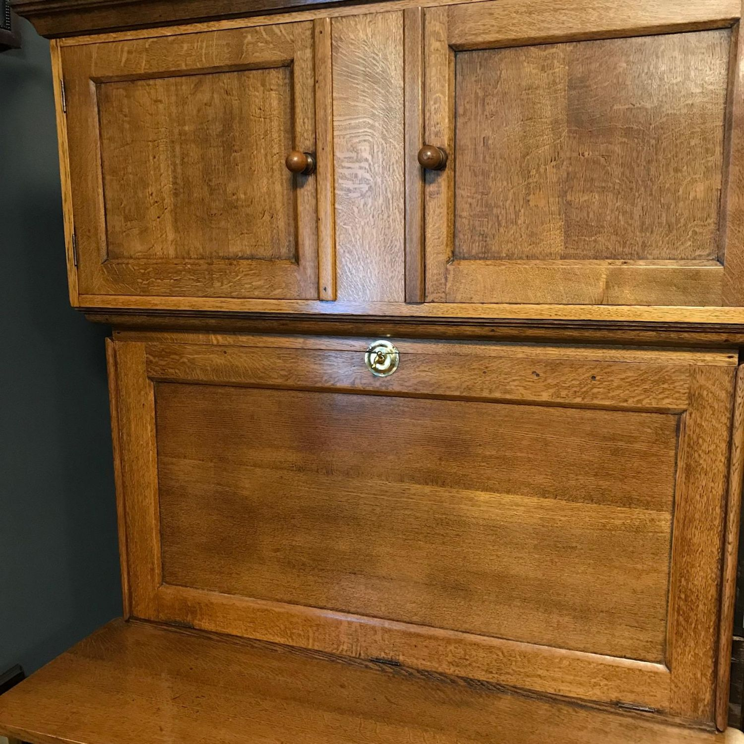 Quicksey solid oak kitchen unit furniture etc hemswell for Furniture etc