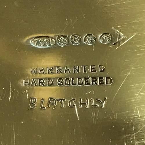19th Century Silver Plate Sandwich Box image-5