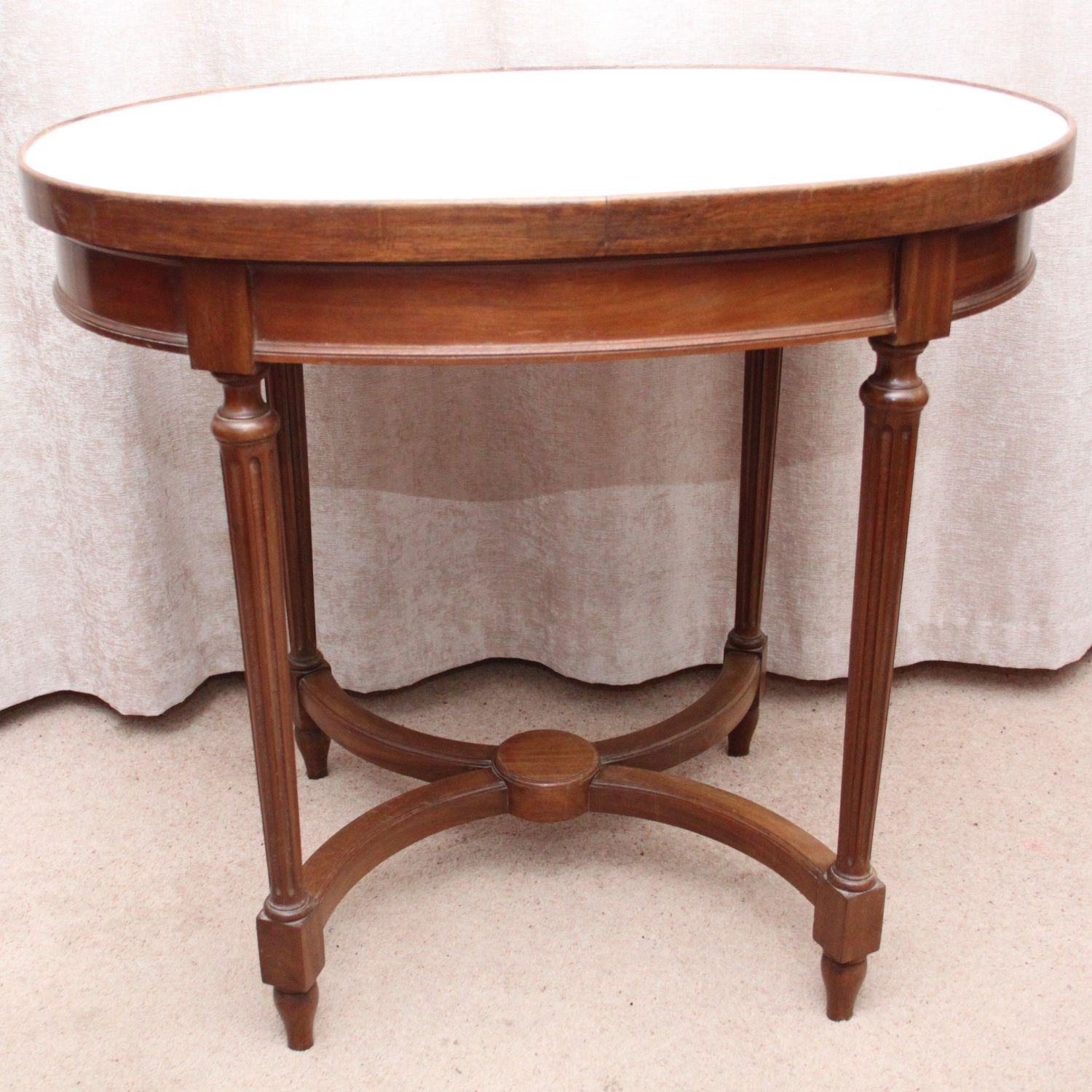 French Marble Top Vanity Table
