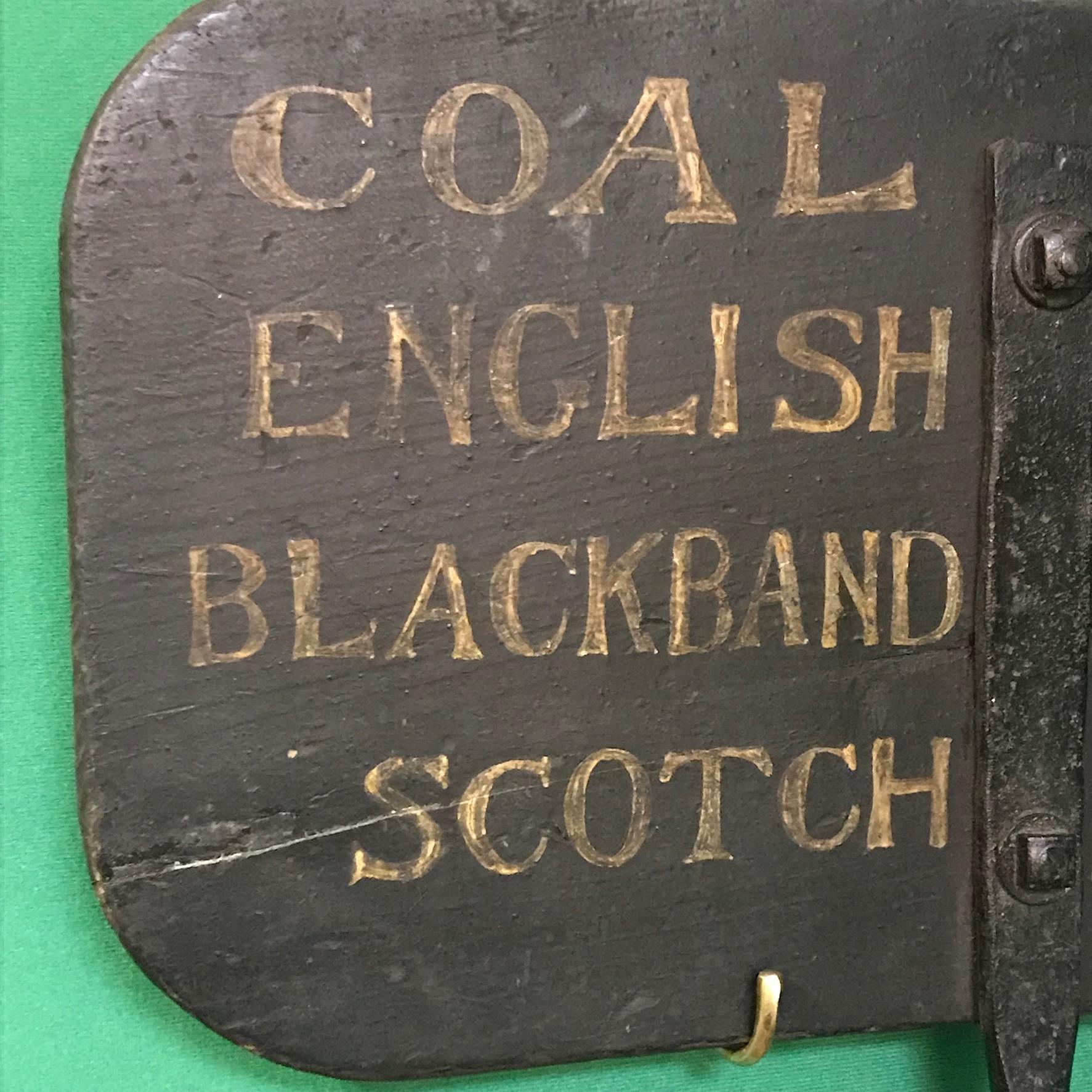 Vintage Coal 34