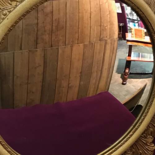 Vintage Sunburst style Convex Wall Mirror image-5