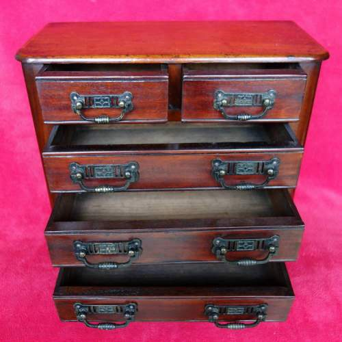Vic Minature Chest of Draws open.JPG