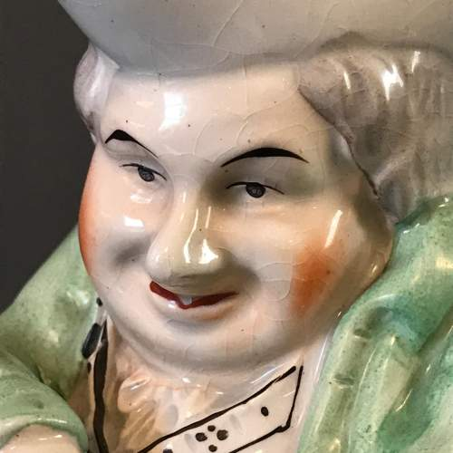 Early 19th Century Yorkshire Toby Jug image-6