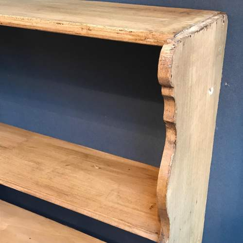 1930s French Country Pine Shelves image-4