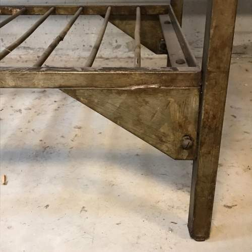 1950s Vintage Industrial Metal Racking image-6