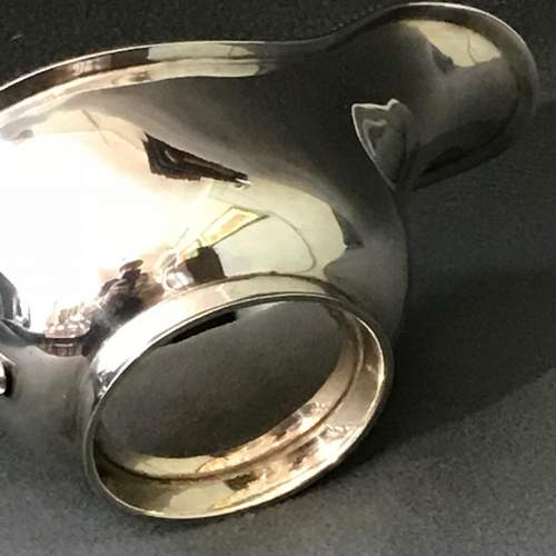 Silver Sauce Boat image-5