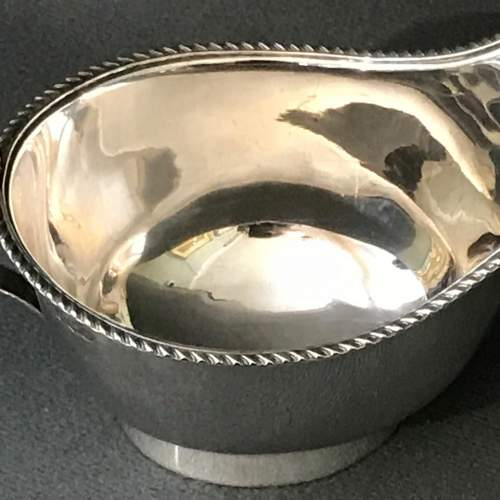 Silver Sauce Boat image-6