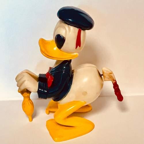 Marx 1950s Clockwork Donald Duck image-2