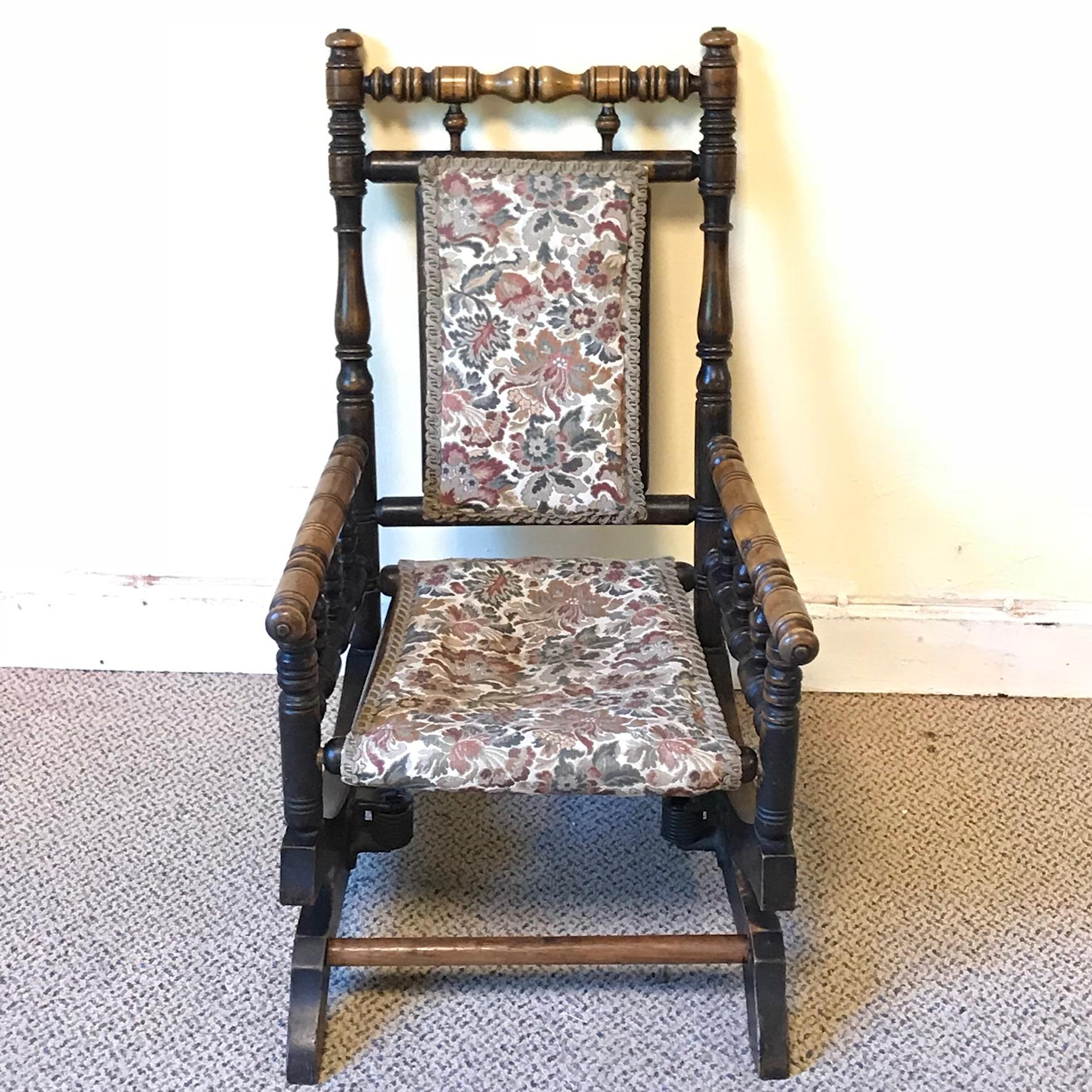 Childs Rocking Chair Antique Chairs Hemswell Antique