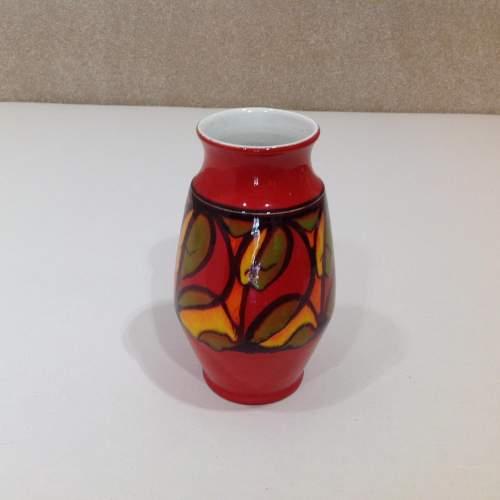 1.0018 - Poole pottery Delphisware vase.JPG
