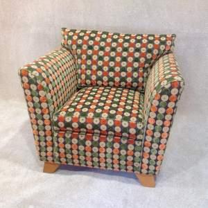 1.0005 - Retro Osbourne & Little chair.JPG