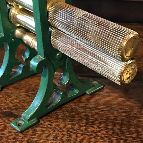 Antique Crimping Machine image-2