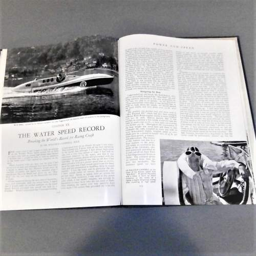Power and Speed. Story of the Internal Combustion Engine. 1938 image-3