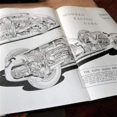 Power and Speed. Story of the Internal Combustion Engine. 1938 image-6