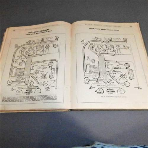 Austin Twelve Series H.S.1. and Sixteen Series B.S.1 Service Manual image-6