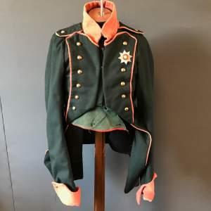 Russian Napoleonic Tunic Copy