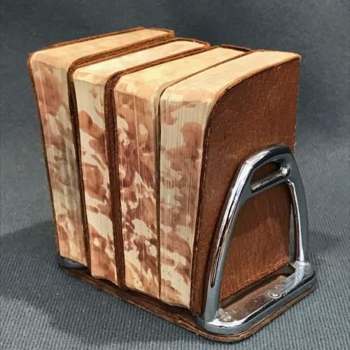 Vintage Set Of Miniature Dictionaries image-2