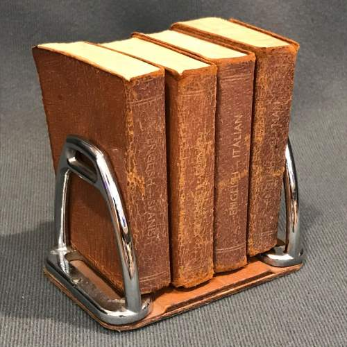 Vintage Set Of Miniature Dictionaries image-1