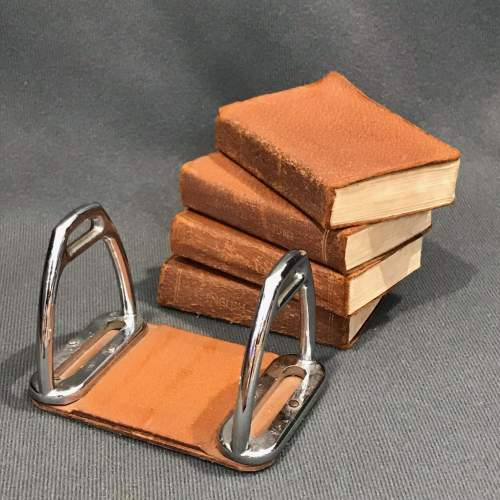Vintage Set Of Miniature Dictionaries image-4
