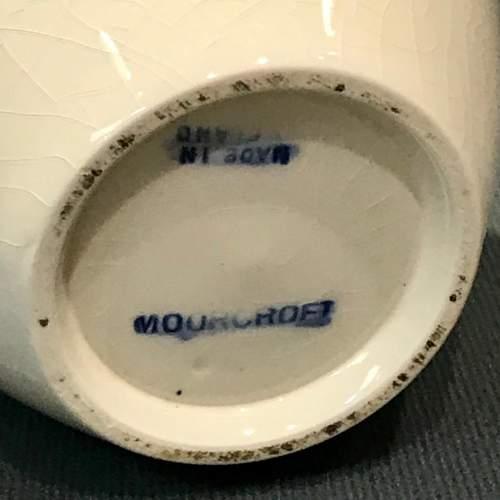 Moorcroft Tubelined Pottery Vase image-2