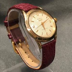 10ct Gold Filled Benrus Automatic Wristwatch