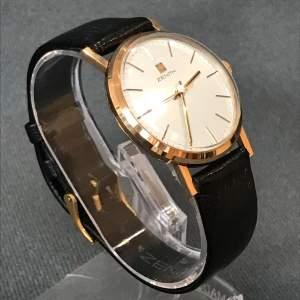 Zenith 9ct Gold Wristwatch