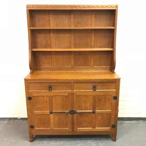 Mouseman Oak Welsh Dresser