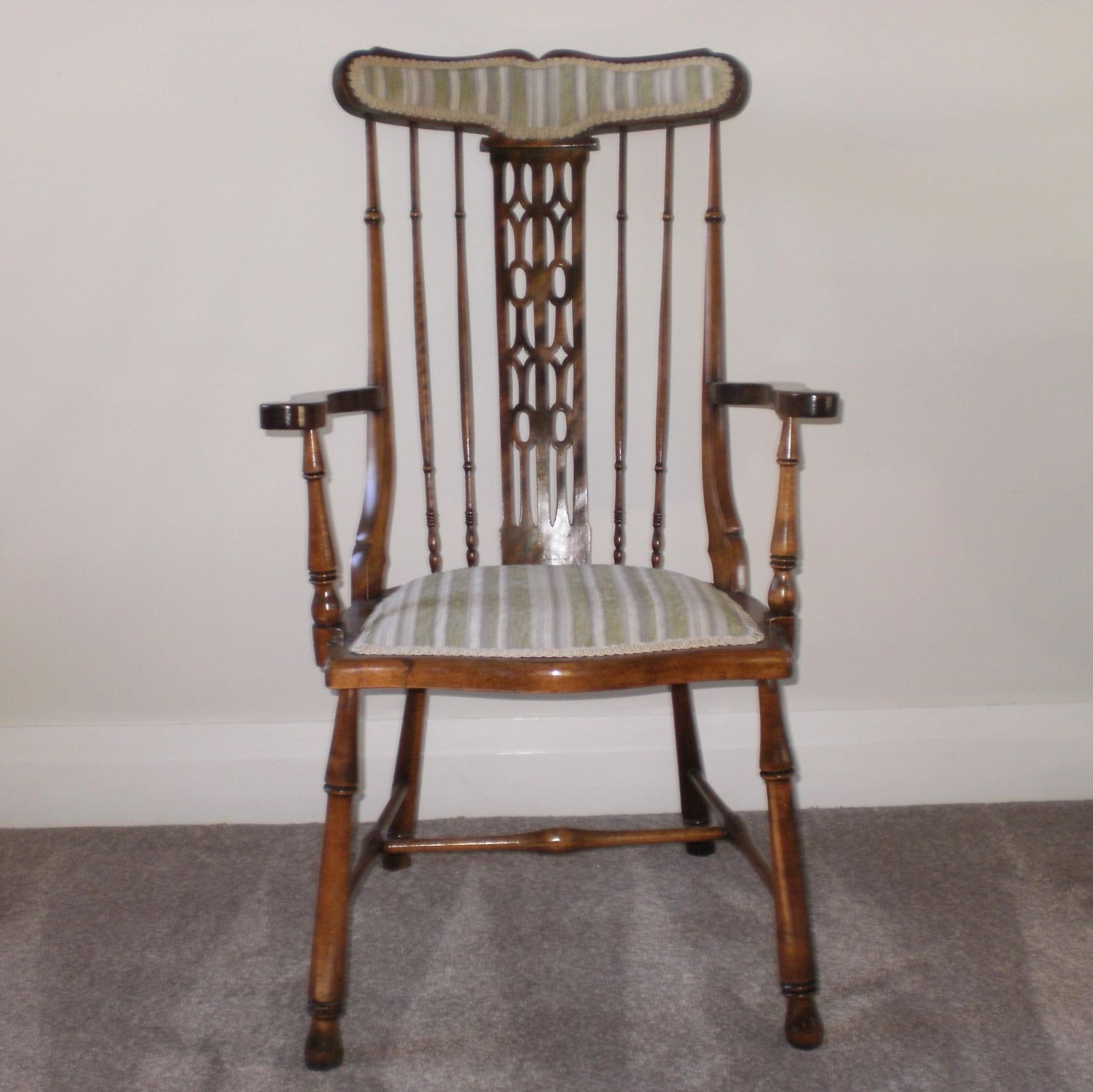 Country Antique Armchair