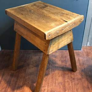French Oak Chopping Block