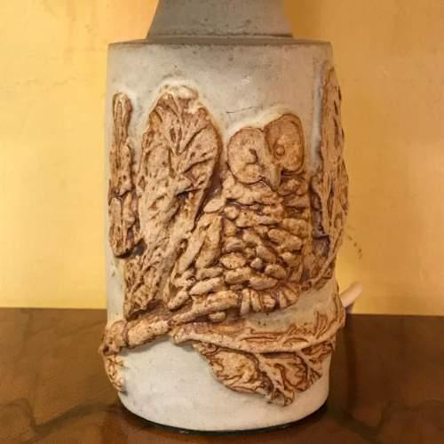 Bernard Rooke Stoneware Table Lamp image-2