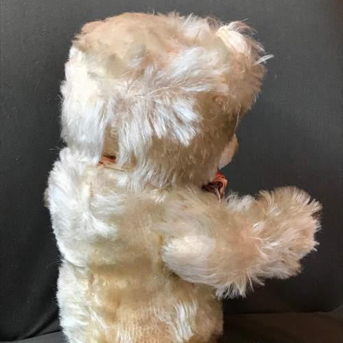 1950s Vintage Blonde Jointed Teddy Bear image-5
